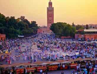 visit Marrakech