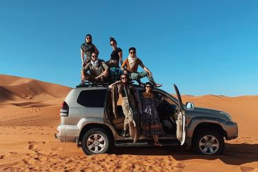 Tours in Morocco 4x4