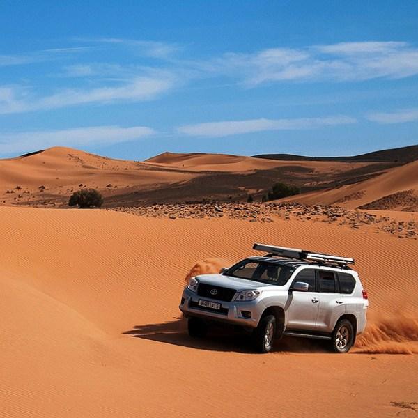 5 days sahara desert tour from fes