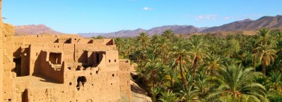 Marrakech to Fes 5 days desert tour