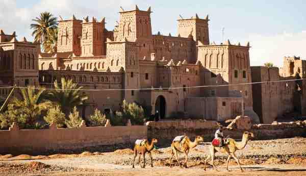 10 day tour fes to Marrakech