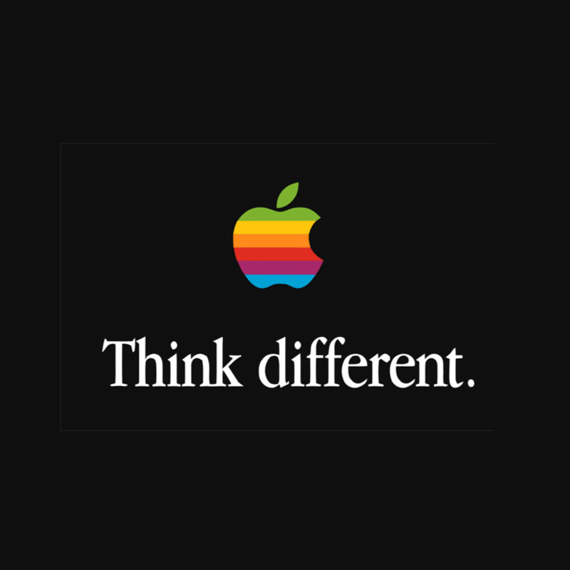 Apple -Think Different