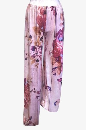Authentic Pink rose trousers