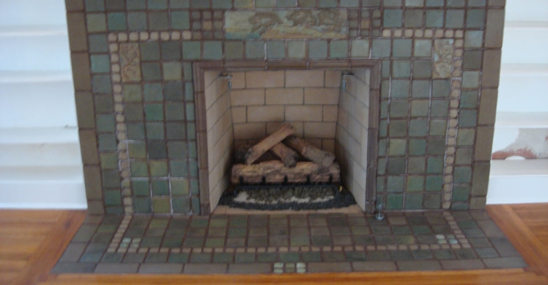 Tile Fireplaces  Authentic Fireplaces IncAuthentic Fireplaces Inc