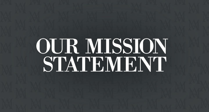 OUR MISSION STATEMENT  AUTHENTIC MODELS
