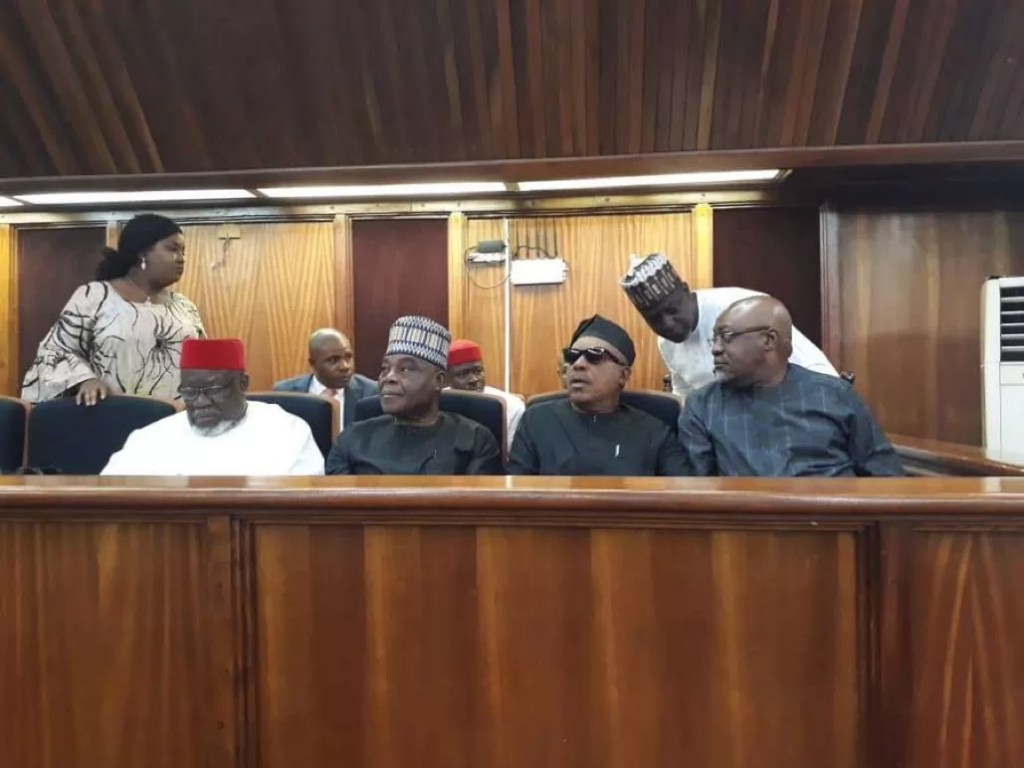 atiku buhari supreme court, atiku vs buhari, CJN Tanko Mohammed, Rhodes-Vivour Bode , Amiru Sanusi