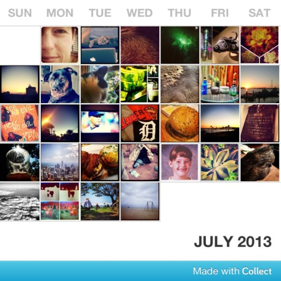 July ARphotoaday 2013