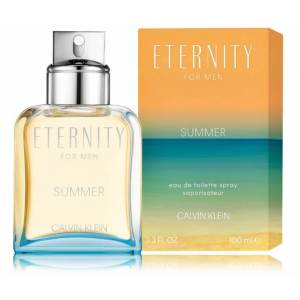 CK Eternity Summer For Men 100Ml