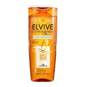 L'Oreal Elvive Extraordinary Oil Weightless Nourishing With Fine Coconut Oil Shampoo 400 ml