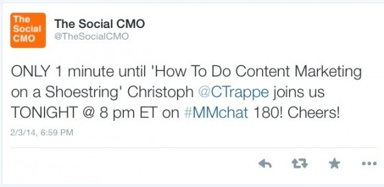 MMCHAT with Christoph Trappe