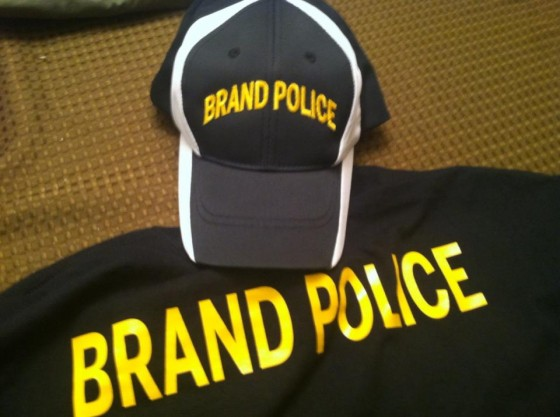 halloween costumes for marketers: brand police