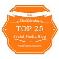 top 25 most interesting social media blogs
