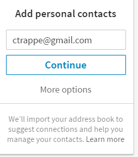 Things to consider BEFORE importing your Gmail contacts into