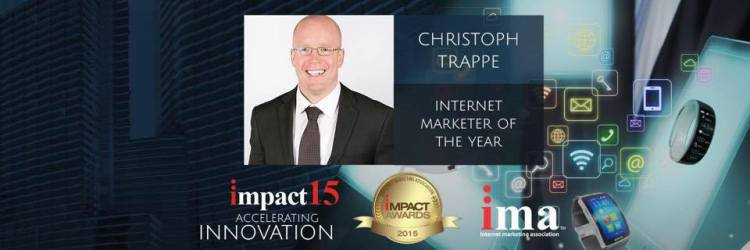 Christoph Trappe: The Authentic Storyteller, organizational storytelling coach, content marketing executive strategist