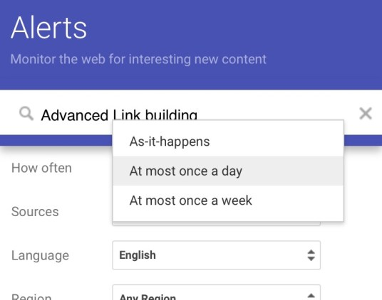 ADVANCED LINK BUILDING: How to get links from high-ranking sites