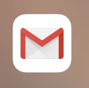 Gmail app icon for iphone
