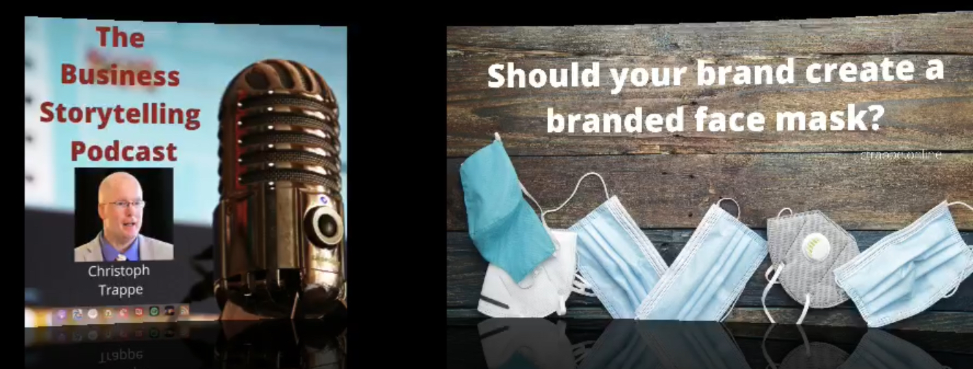 Should your brand create branded face masks? - Content + Digital Marketing Tips