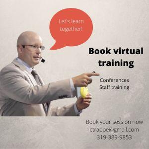 Book content training