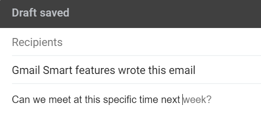 Gmail Privacy: Why are my Gmail Smart Features not working? -