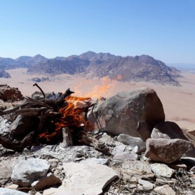 Wadi Rum trekking tour