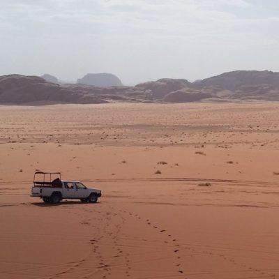 wadi rum desert jeep tour