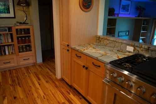 VG Fir Kitchen