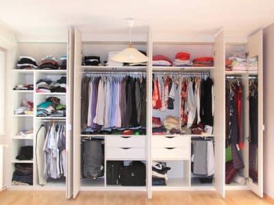 custom wood closet organizer newcastle