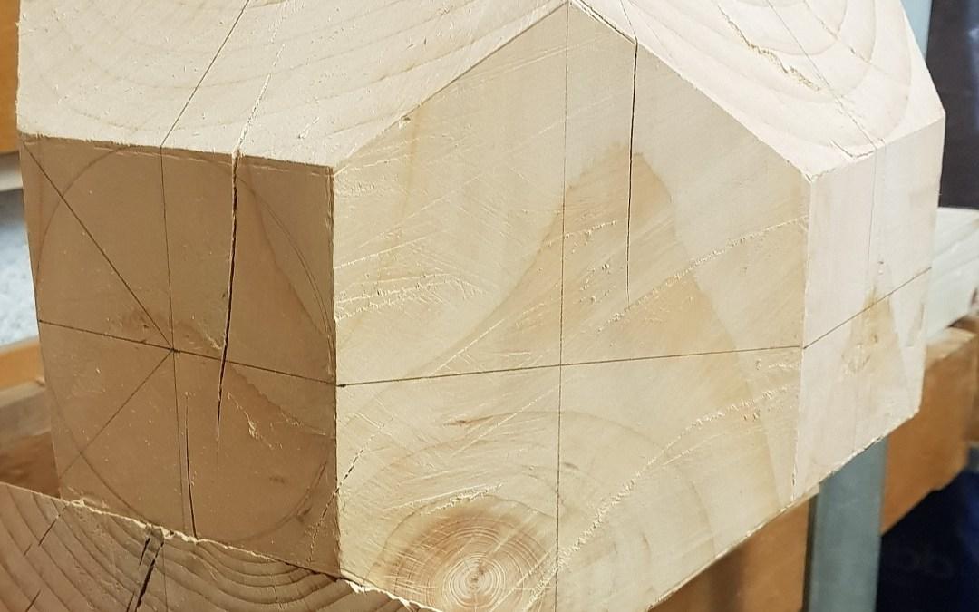 Stage de sculpture sur bois octobre 2019