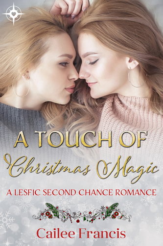A Touch of Christmas Magic Book Cover