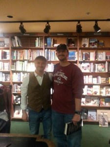 John Connoly and me1