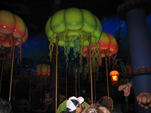 Jumply jelly Disney Sea