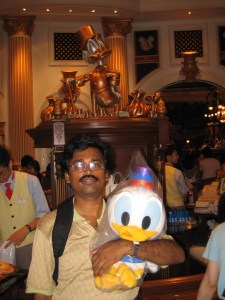 DisneySea Winning Donald Duck