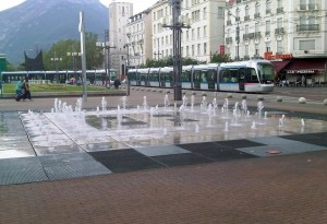 Grenoble Trams