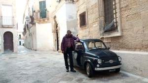 Old town, Lecce