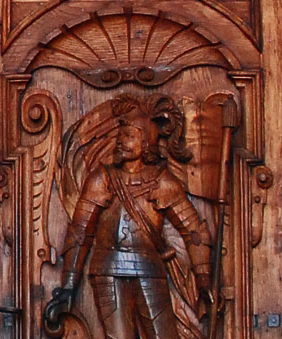 Door-carvings
