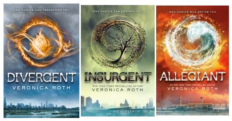 Divergent trilogy
