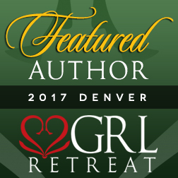 GRL Retreat 2017 Badge Featured Author