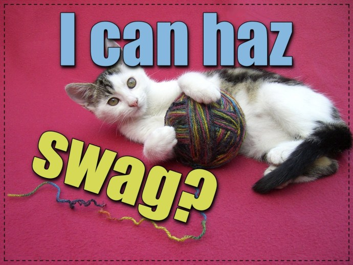 I Can Haz Swag? 1024px-Spielendes_Kätzchen_By Loliloli (Own work) [Public domain], via Wikimedia Commons