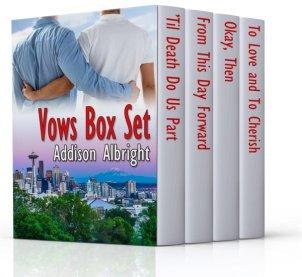 Vows Box Set small