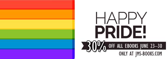 2018 Pride Sale at JMS