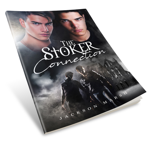COVER 3D - The Stoker Connection