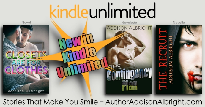 Kindle Unlimited Banner 02 690w - New Additions