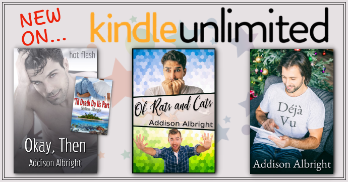 New on Kindle Unlimited | Stories That Make You Smile