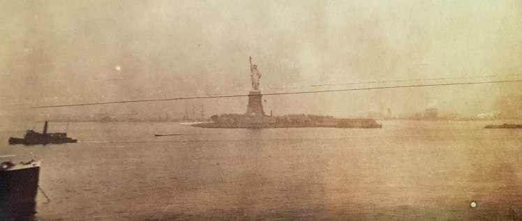 Emma Lazarus Statue of Liberty
