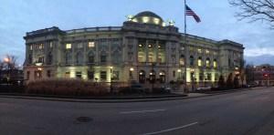 Milwaukee Public Library panoramic