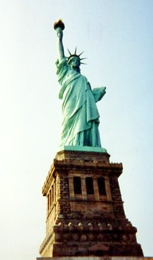 Statue of Liberty Emma Lazarus