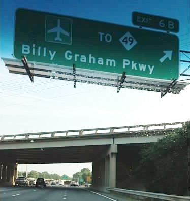Billy Graham Pkwy