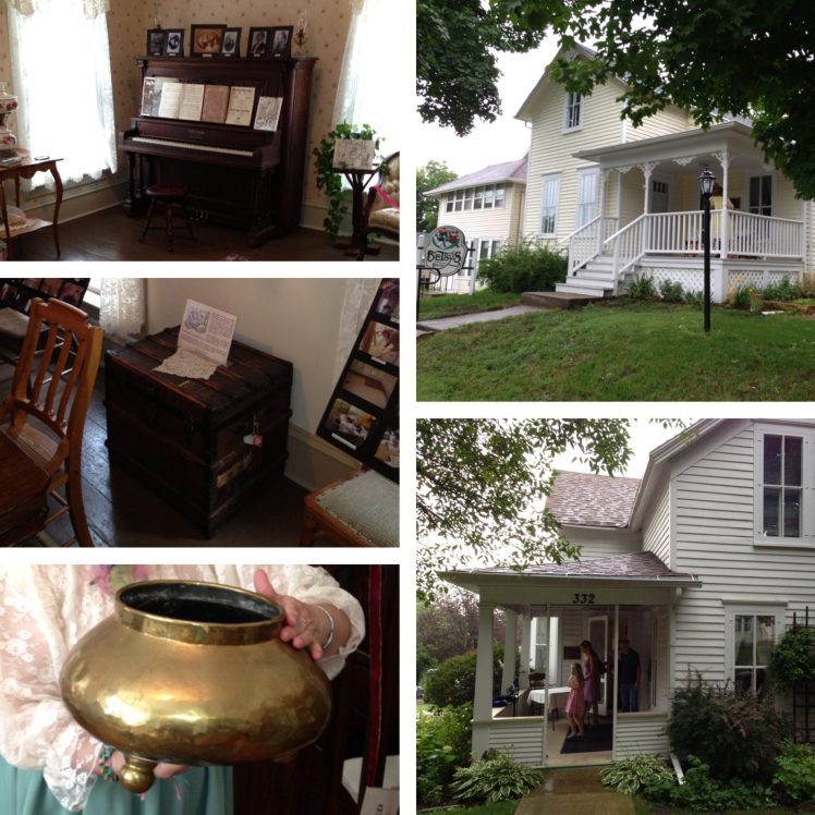 Maud Hart Lovelace House Photos