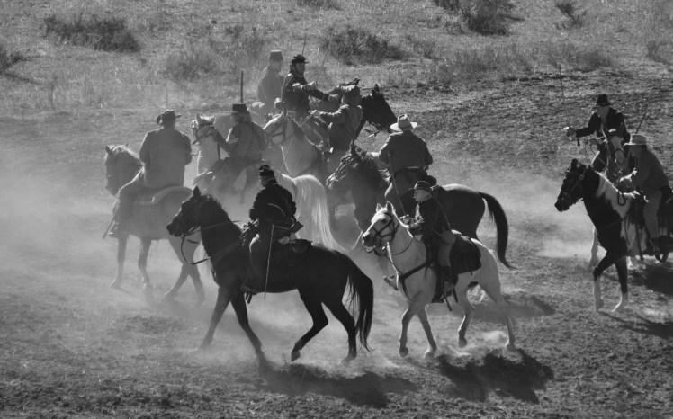 civil war re-enactors author adventures