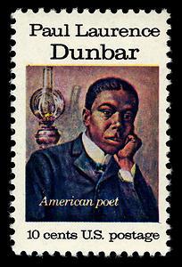 Paul Dunbar Stamp